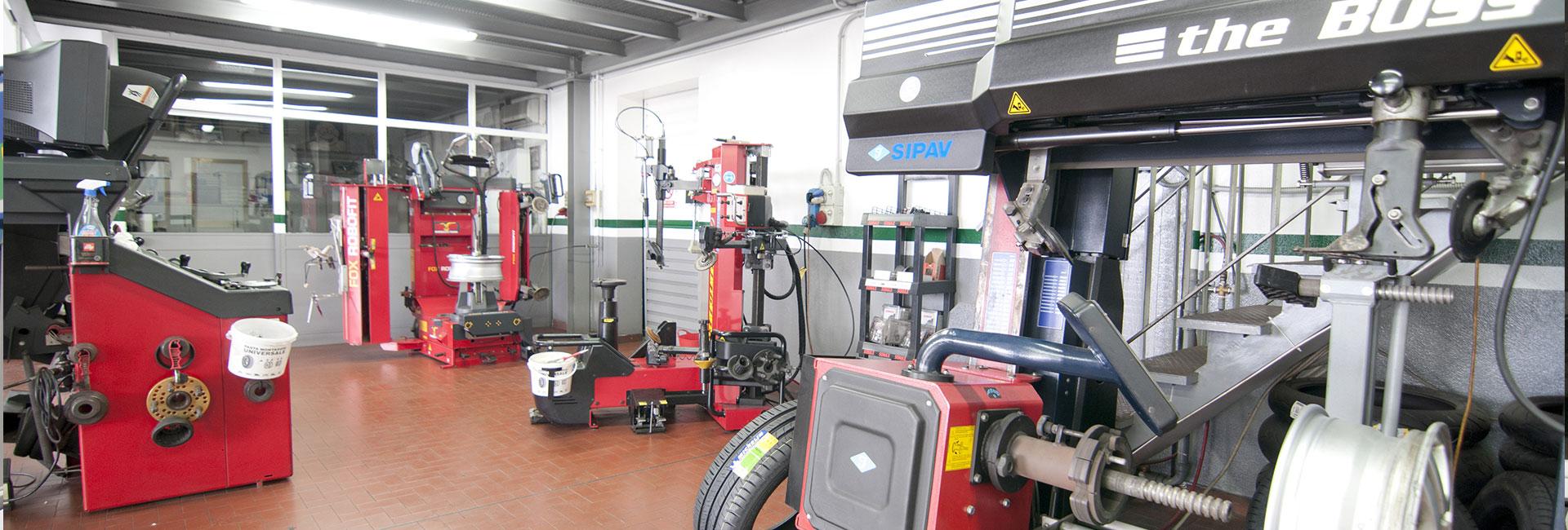 Gommista Euromaster Monserrato Cagliari